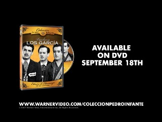 Pedro Infante Collection Vuelven Los Garcia