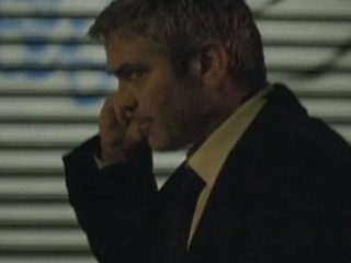 MICHAEL CLAYTON SCENE: GET OUT OF THE CAR