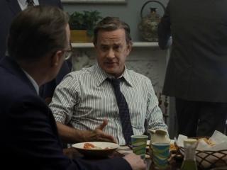The Post: Meryl Streep Talks About Tom Hanks (Featurette)