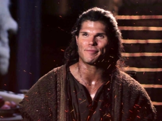 Samson: Taylor James On What Audiences Should Know About Samson