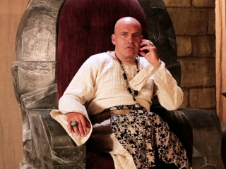 Samson: Billy Zane On What Attracted Him To The Story