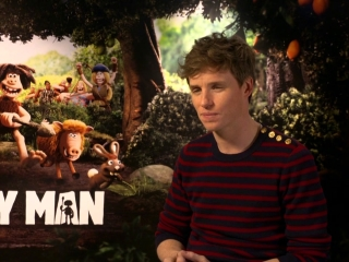 Early Man: Eddie Redmayne On What He's Most Excited For Audiences To Experience