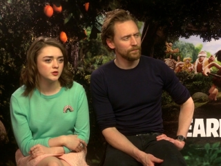 Early Man: Maisie Williams On Goona And What She Brings To Early Man