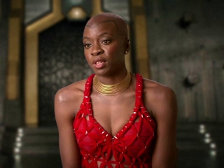 Black Panther: Danai Gurira On What Appealed To Her About Black Panther