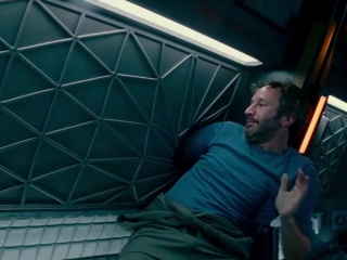 The Cloverfield Paradox: The Wall