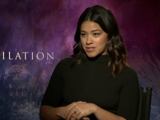 Annihilation: Gina Rodriguez On Her Role