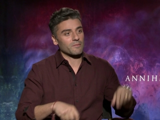 Annihilation: Oscar Isaac On Shooting Annihilation And Star Wars At The Same Time