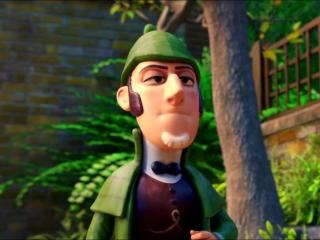 Sherlock Gnomes: One Mission (Spot)
