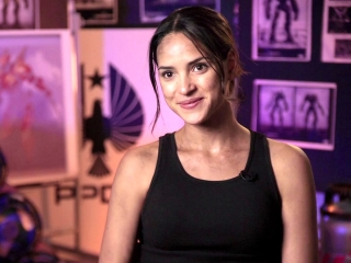 Pacific Rim Uprising: Adria Arjona On Jules' Role As The Shadowdome