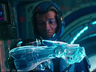 Pacific Rim Uprising: Gypsy Avenger Uses The Gravity Sling Against Obsidian Fury