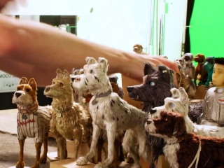 Isle Of Dogs: Animators (Featurette)