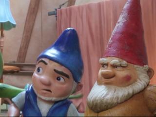 Sherlock Gnomes: The Plan