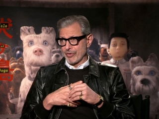 Isle Of Dogs: Jeff Goldblum On Working With Wes Anderson Again