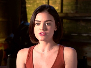 Truth or Dare: Lucy Hale On Her Character