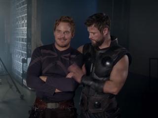 Avengers: Infinity War: Family (Featurette)