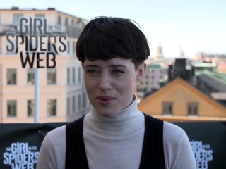 The Girl In The Spider's Web: Cast (Featurette)
