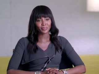 I Feel Pretty: Naomi Campbell On The Story