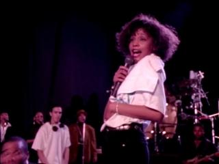Whitney: Rehearsal