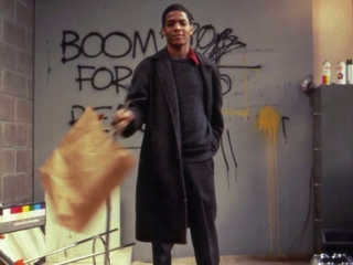 Boom For Real: The Late Teenage Years Of Jean-Michel Basquiat: Knew He Would Be Famous