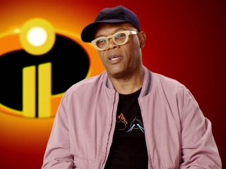 Incredibles 2: Samuel L. Jackson On The Incredibles