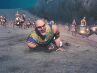 The Ten Commandments Ramses Army Chases Moses