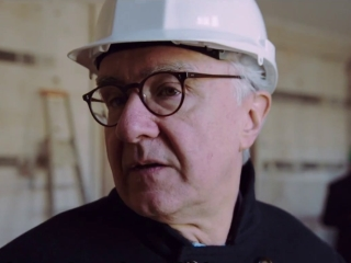 The Quest Of Alain Ducasse: Construction Kitchen