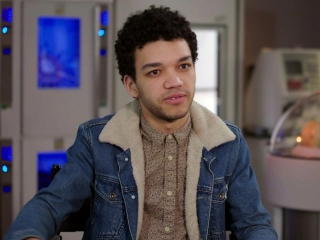 Justice Smith On Franklin S Character Arc