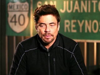 Sicario: Day Of The Soldado: Benicio Del Toro On 'Alejandro' Having To Reenact His Past