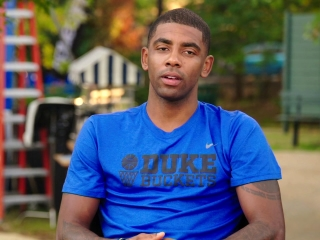 Uncle Drew: Kyrie Irving On Getting To Work With These Great Basketball Players