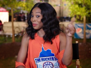 Uncle Drew: Erica Ash On The Cast
