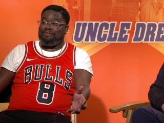 Uncle Drew: LilRel Howery & Nick Kroll On Being A Fan Of Uncle Drew