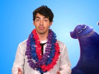 Hotel Transylvania 3: Summer Vacation: Joe Jonas On The Monsters
