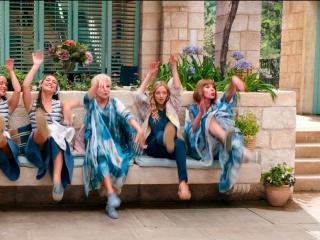 Mamma Mia! Here We Go Again: Sophie Sings 'Angel Eyes' With Rosie And Tanya