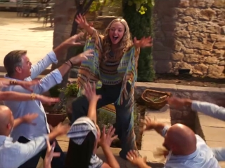 Mamma Mia! Here We Go Again: Dancing Queen (Lyric Video)