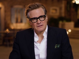 Mamma Mia! Here We Go Again: Colin Firth on His Character 'Harry' at the Start of the Film