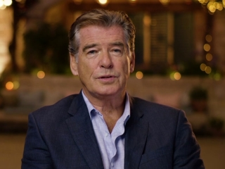 Mamma Mia! Here We Go Again: Pierce Brosnan on Sam's Relationship with Sophie