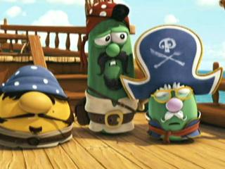 The Pirates Who Dont Do Anything A Veggie Tales Movie