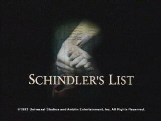 Schindlers List