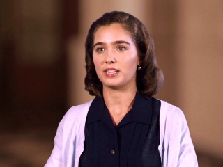 Operation Finale: Haley Lu Richardson On The Plot Of The Film