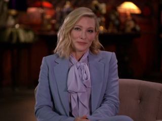 The House With A Clock In Its Walls: Cate Blanchett On Her Character