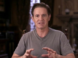 The House With A Clock In Its Walls: Kyle Maclachlan On Eli Roth's Vision And The Elaborate Sets