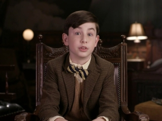 The House With A Clock In Its Walls: Owen Vaccaro On His Character's Reaction To Magic