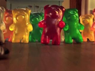Goosebumps 2: Haunted Halloween (Gummy Bear Trailer)