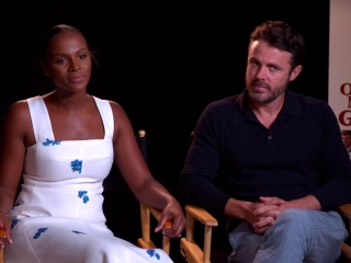The Old Man & The Gun: Casey Affleck & Tika Sumpter On The Characters
