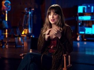 Bad Times At The El Royale: Dakota Johnson On The Script