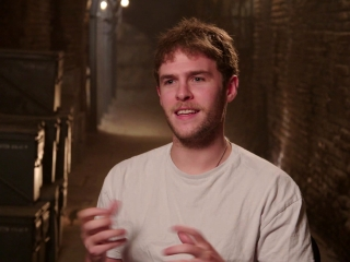Overlord: Iain De Caestecker On What Attracted Him To The Project