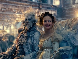 The Nutcracker And The Four Realms: Unique (TV Spot)