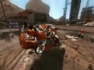 Games Video Games Driving  Racing Combat Auto Destruct on Full Auto 2  Battlelines