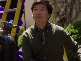 Goosebumps 2: Haunted Halloween: Mr. Chu