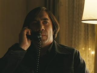 No Country For Old Men Phone Calls